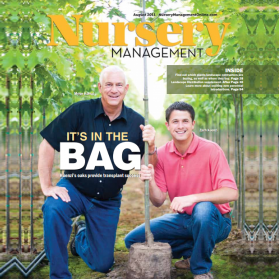 "Nursery Management Magazine featuring Myron Kuenzi: ""It's in the Bag"""