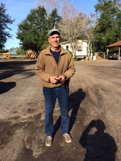 Eric Tort, co-owner of Sun City Tree Farms